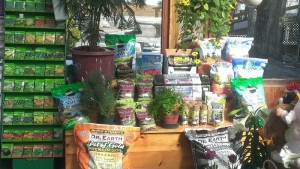 Garden Center Garden Seeds, soil, starter