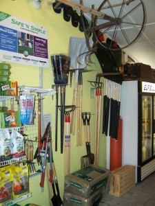 Garden Tools and Supplies