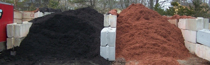 landscaping bark mulch