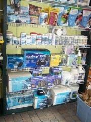 Pond Pumps and supplies